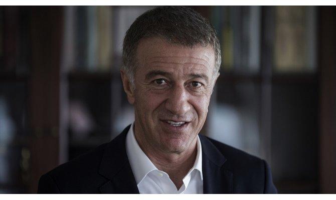 Trabzonspor Başkanı Ağaoğlu başarıya inanıyor