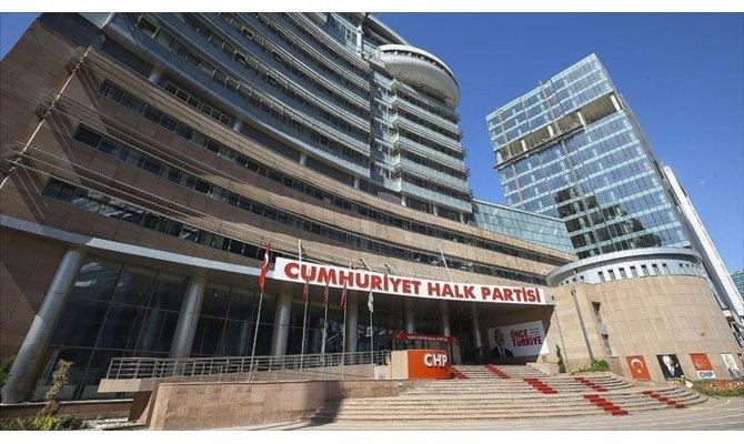 CHP 37. Olağan Kurultayı 28-29 Mart'ta yapılacak