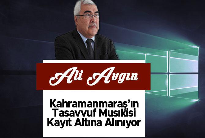 Kahramanmaraş'ın Tasavvuf Musıkisi Kayıt Altına Alınıyor
