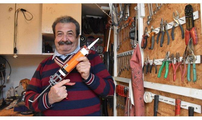 'Amil Bey' saçlarını 'Kel Mahmut'u hatırlatması için kazıtmış