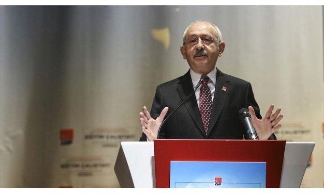 CHP Genel Başkanı Kılıçdaroğlu: Siyasi tercihlere göre eğitim olmaz