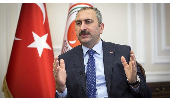 Adalet Bakanı Gül: Ceza infaz düzenlemesinin son hali TBMM'de ortaya konacak