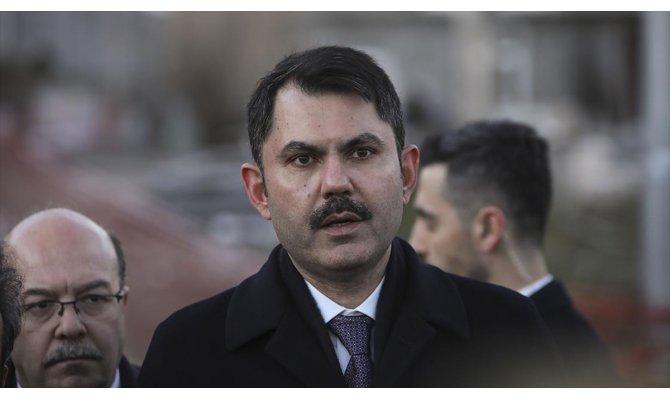 Çevre ve Şehircilik Bakanı Kurum: Hem Kırkağaç'ta hem Akhisar'da yüzer konut inşasına başlayacağız