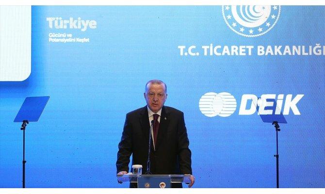 Cumhurbaşkanı Erdoğan: Türkiye-Cezayir serbest ticaret anlaşması için gerekli adımlar süratle atılacak