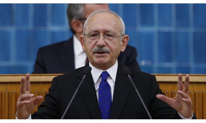 CHP Genel Başkanı Kılıçdaroğlu: CHP'li belediyelerimiz bölgede bütün ihtiyaçları karşılayabilecek yardımlar yaptı