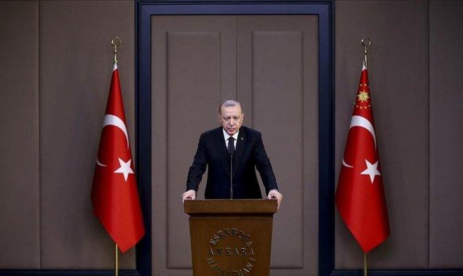 Erdoğan: Rusya heyeti İdlib görüşmeleri için yarın Türkiye'ye gelecek