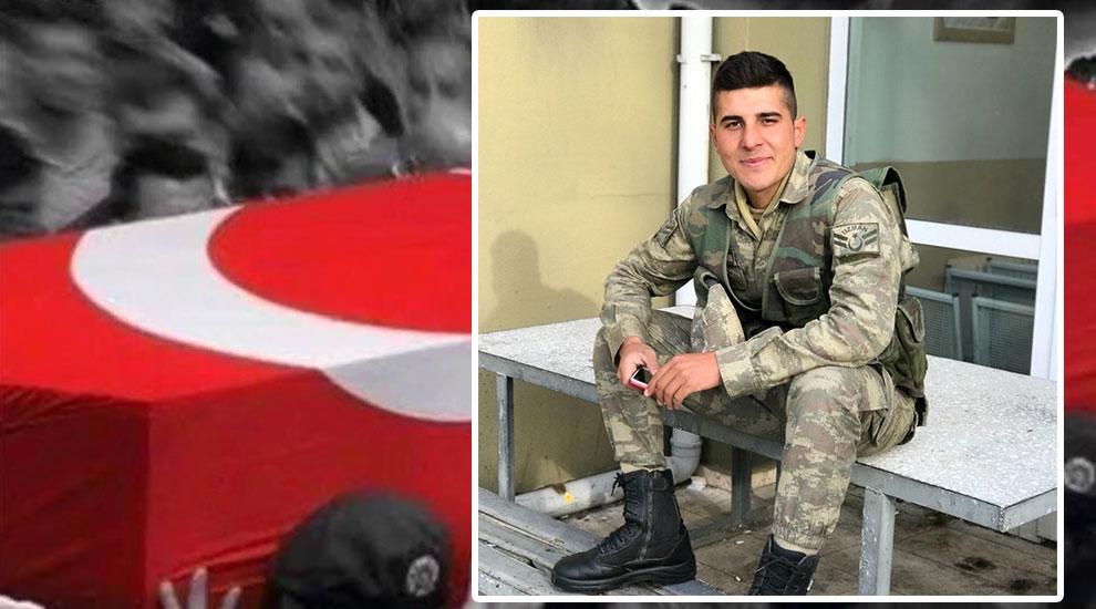 Kahramanmaraşlı P.Uzman Çavuş Soner Enes Baykuş İdlib'te şehit düştü