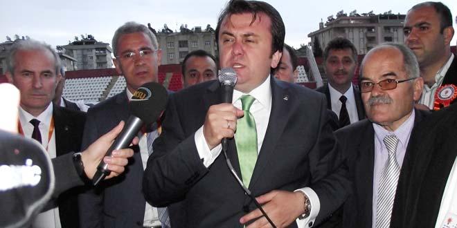 Fatih Mehmet Erkoç Yeniden İl Başkanı