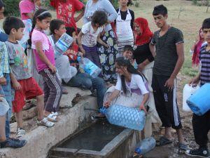 Cumayanı Köyü Su Bekliyor