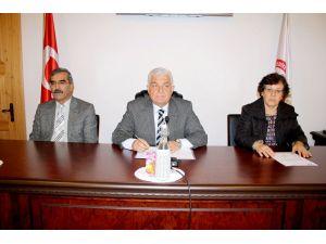 Hastane Projesi İmar Komisyonu'na Sevk Edildi