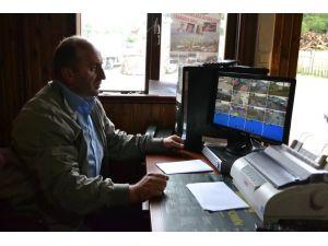 Çambaşı Yaylası Web Üzerinden 12 Kamera İle İzleniyor