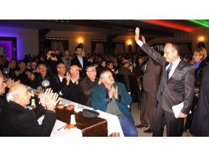 Ak Parti Kastamonu Belediye Başkan Adayı Tahsin Babaş;