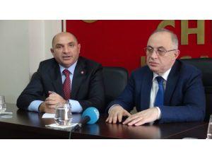 Chp Kocaeli Büyükşehir Belediye Başkan Adayı Tahsin Tarhan