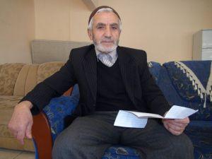 Yozgatlı Eyüp Özer'in Başbakana Yazdığı Şiir İnternette Tıklanma Rekoru Kırıyor