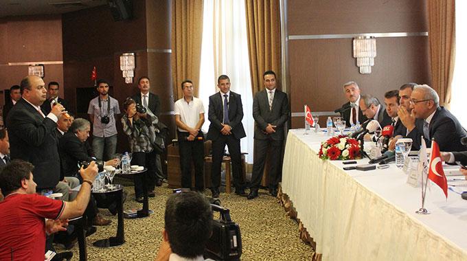 KMTSO'nun Ulaştırma Dosyası Çalıştay'da Ele Alındı