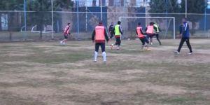 Akdeniz Aslanları İstanbulspor Maçı Hazırlıklarına Kendi Tesislerinde Tamamladı
