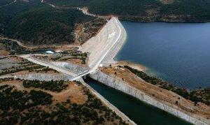 Adatepe barajı 15 Köyde 670.780 dekar arazi sulanacak
