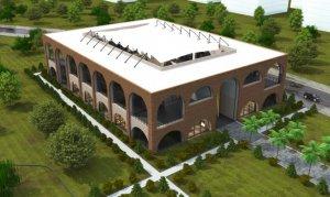 Onikişubat Belediyesi'nin yeni projesi göz kamaştırıyor