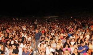 Sıla'dan unutulmaz konser: İzdiham yaşandı