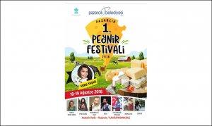 Pazarcık 1. Peynir Festivali Başlıyor