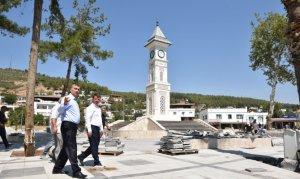 Kent Meydanı, Türkiye'de Örnek Gösterilecek Bir Çalışma