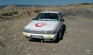Kahramanmaraş'ta çalınan otomobil bulundu