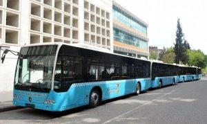 Ekstrem Spor Merkezi'ne Otobüs Seferi Başladı