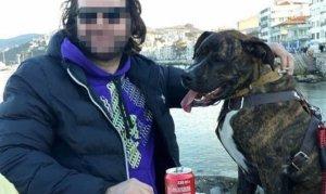 Köpek yüzünden iki kişiyi böyle öldürdü