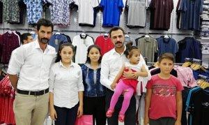 Kahramanmaraş Dulkadiroğlu Ülkü Ocakları'dan Bayram Hediyesi