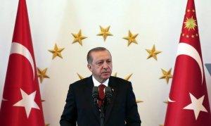 Cumhurbaşkanı Erdoğan'dan 'yeni adli yıl' mesajı