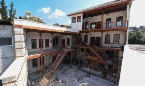 Kahramanmaraş'ta Üdürgücü Konağı restore edildi