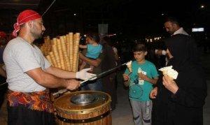 Elazığ'da 2 Ton ''Maraş Dondurması'' dağıtıldı