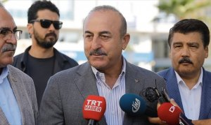 Dışişleri Bakanı Çavuşoğlu: Amacımız İdlib'deki hava saldırılarını durdurmak