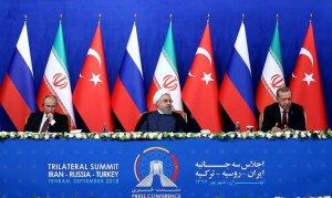 Tahran Zirvesi Avrupa basınında Türkiye'nin ateşkes çağrısıyla yer buldu