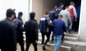 PKK'nın hain planı istihbarata takıldı: 23 gözaltı