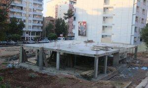 Pazarcık'a Yeni Bakım Evi