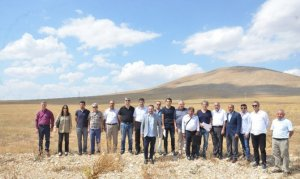 Elbistan'a dev besi organize sanayi bölgesi yapılacak