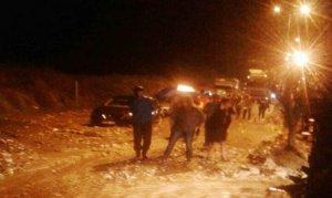 Selde mahsur kalan 15 kişi kurtarıldı