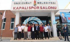 Onikişubat Recep Tayyip Erdoğan Belediyeciliğini Yaşatıyor