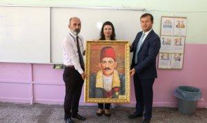 Başkan Bozdağ'dan Şehit Öğretmenler İlkokuluna Ziyaret