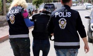 PKK'nın sözde Belçika sorumlusu kadın terörist yakalandı