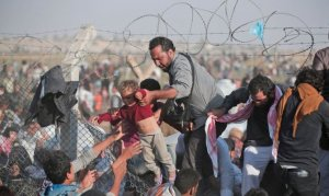 Kahramanmaraş'ta 52 düzensiz göçmen yakalandı