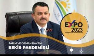 EXPO 2023 tanıtım toplantısı yarın yapılıyor