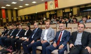 KSÜ'lü Genç Mühendis Adayları Bir Araya Geldi