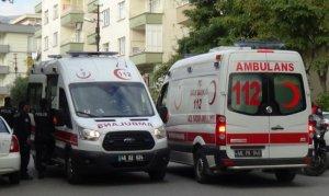 Kahramanmaraş'ta komşuların çöp kutusu kavgasndaı: 2 yaralı