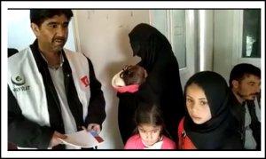 Kahramanmaraşlı Doktorlar Azez'de sağlık taraması yaptılar