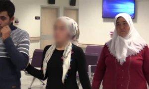 Kahramanmaraşlı yeni evli kadına eşinden darp iddiası