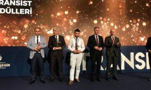 Kahramanmaraş büyükşehir'e Ulaşımda İkinci Ödül