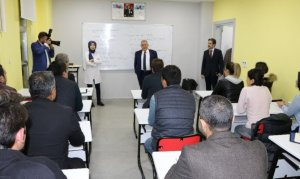 Onikişubat Belediyesi Expo 2023 için dil öğrenimine başladı