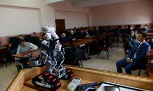 Robotik Kodlama Eğitici Eğitimi Başladı